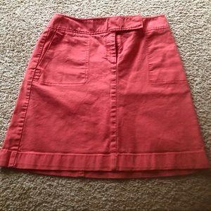 Ann Taylor High Waist Skirt